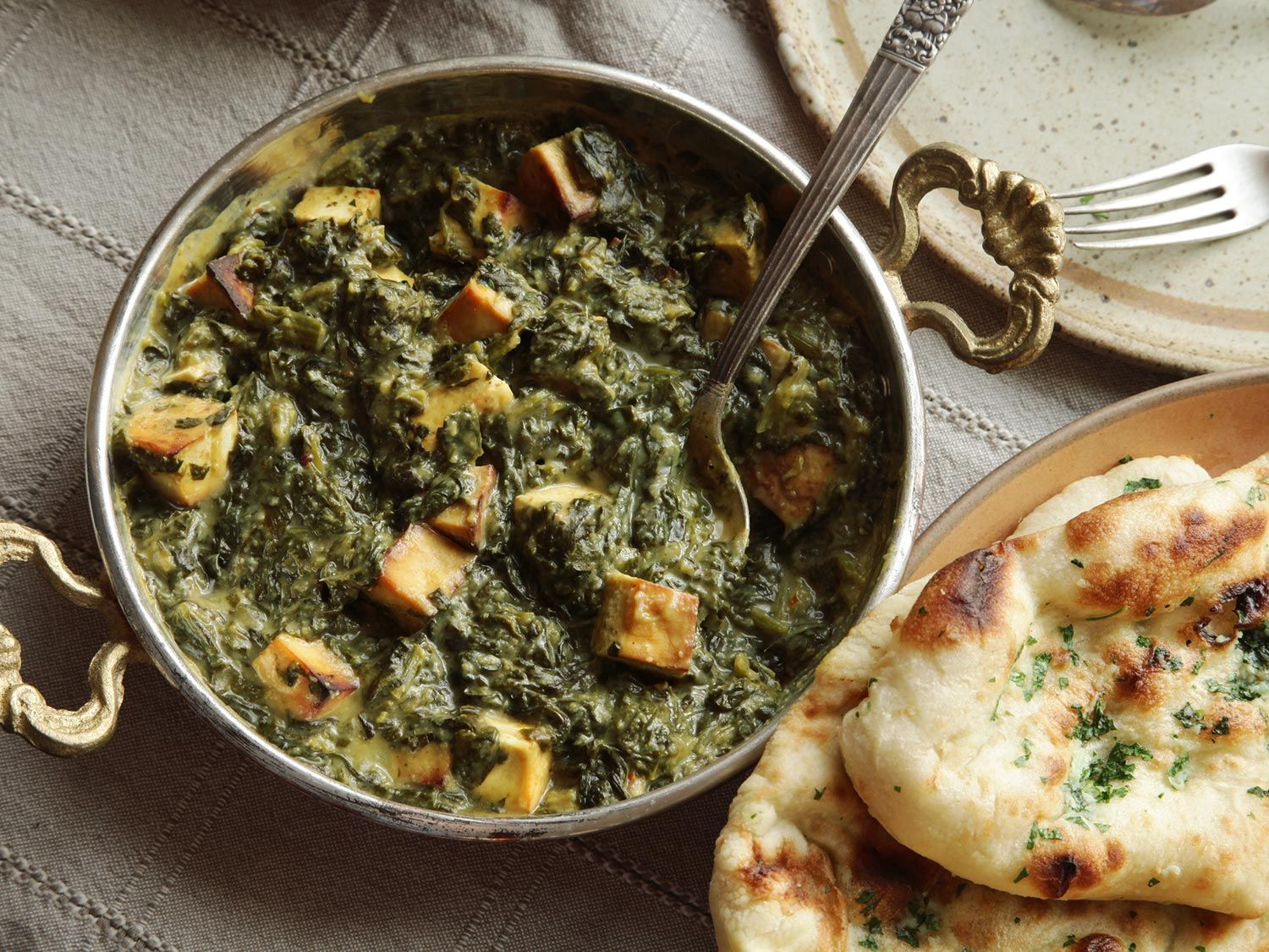 The food lab how to make rich and creamy vegan saag paneer saag the food lab how to make rich and creamy vegan saag paneer forumfinder