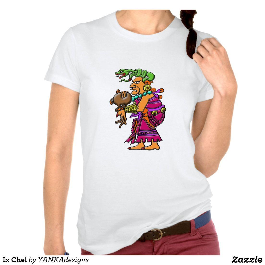 Ix Chel Tee Shirt