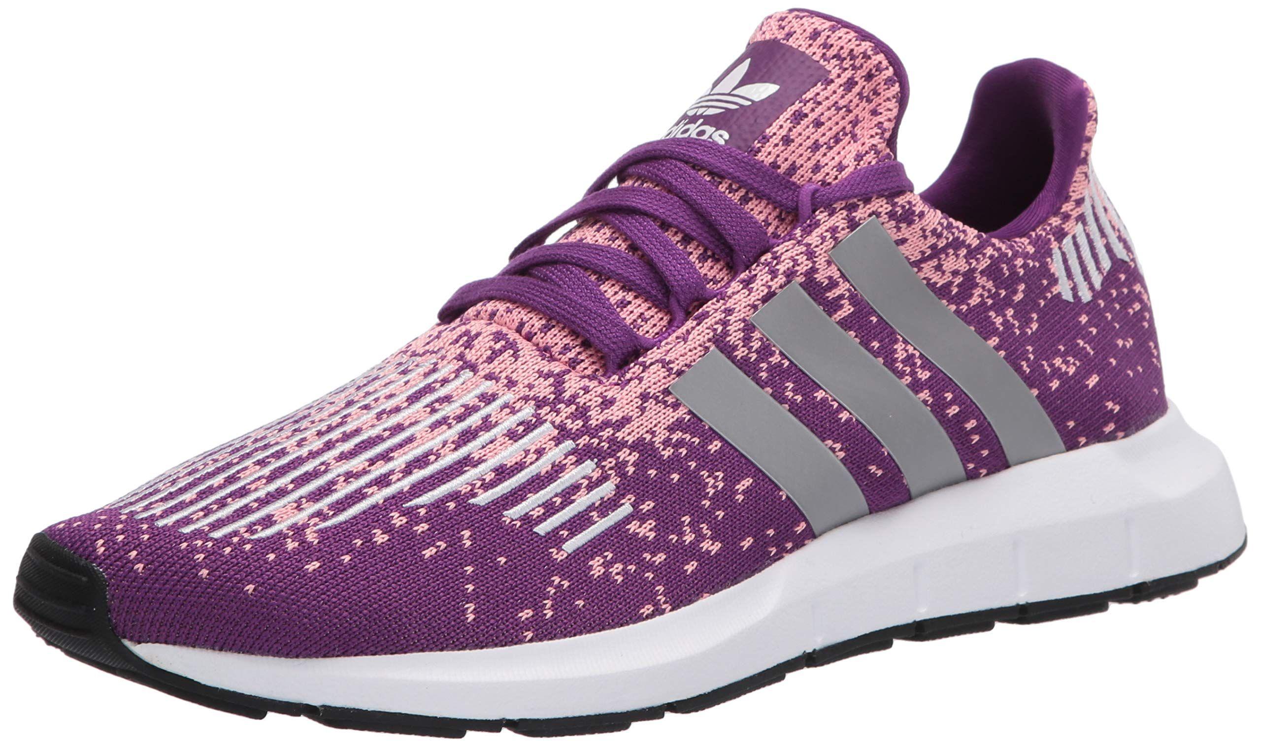 adidas swift run women purple