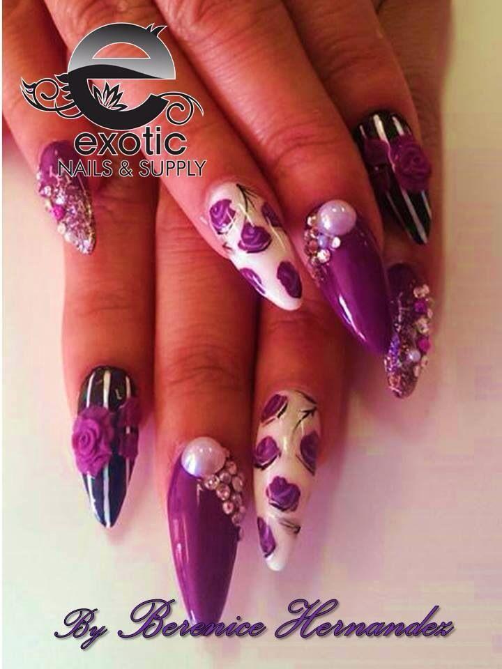 Exotic Nails #exoticnails Chula Vista CA & Playas de Tijuana México ...