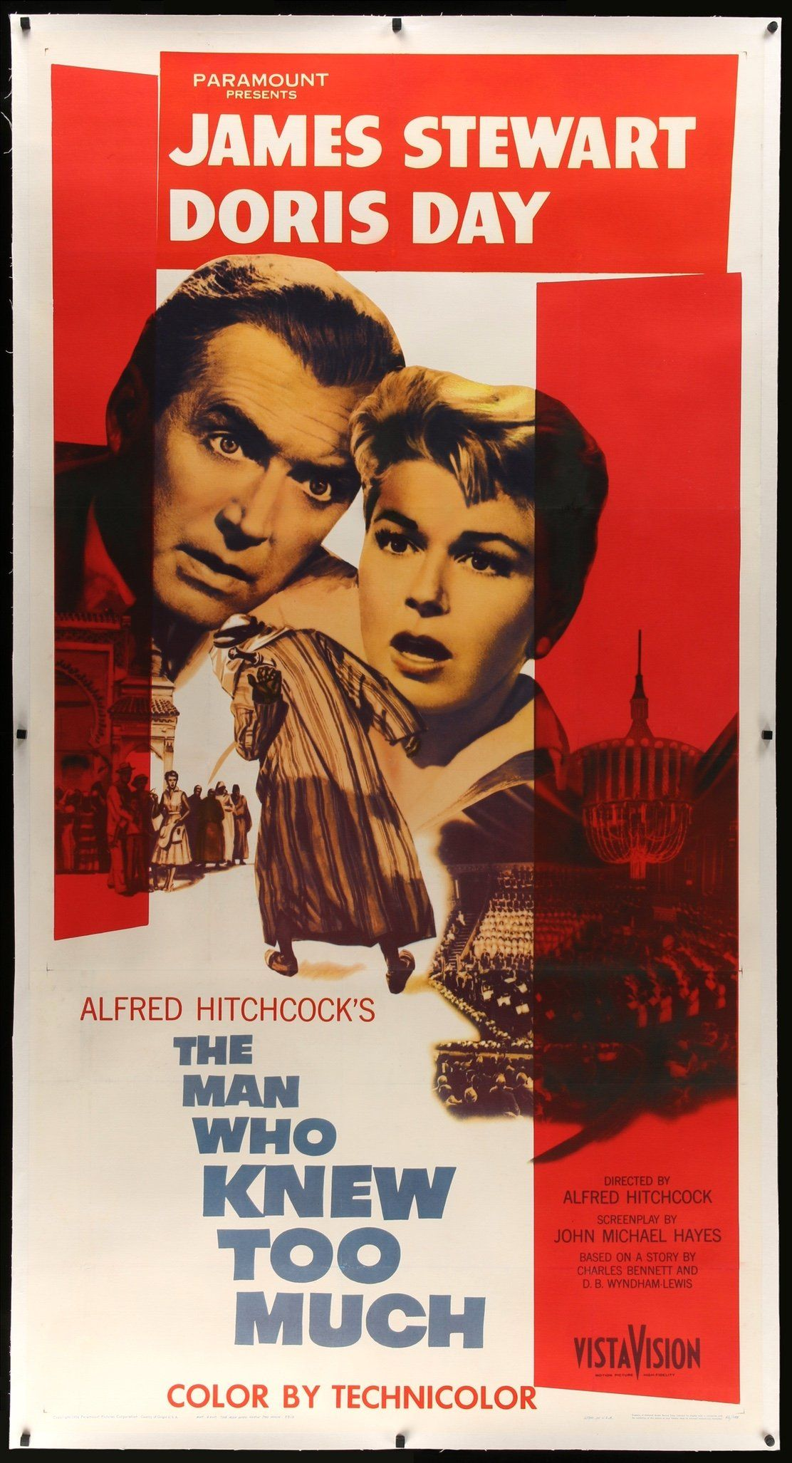 Casablanca Humphrey Bogart Belgian Vintage Film poster reproduction.