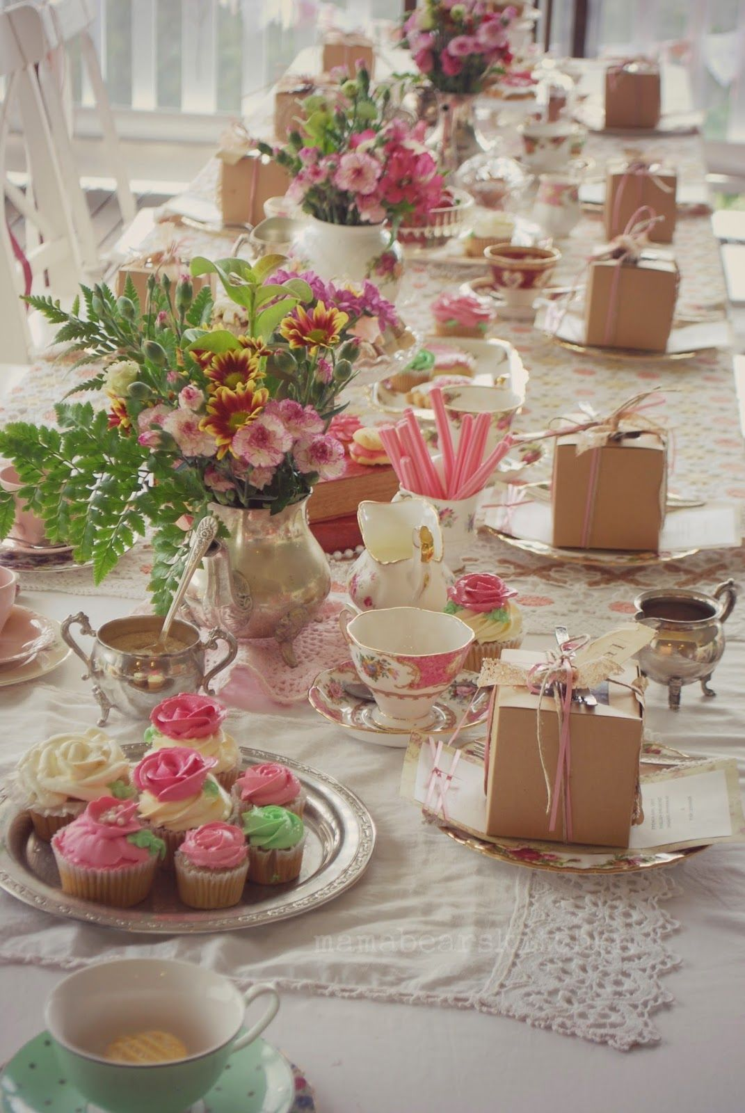 High Tea Luncheon - the site this is on is wonderful.***** really need to remember it. LB & High Tea Luncheon - the site this is on is wonderful.***** really ...
