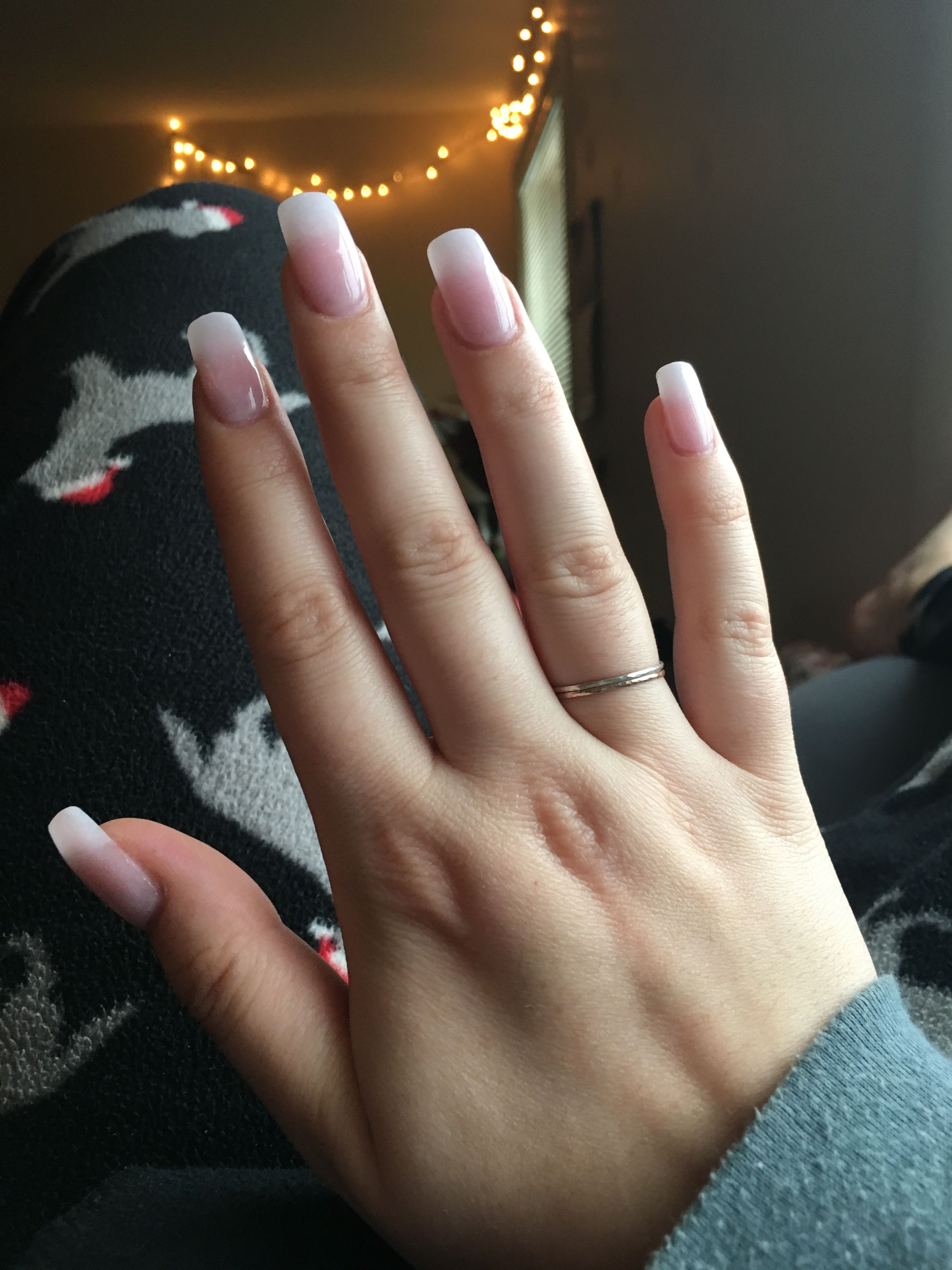 I went to get my nails done today and have fallen in love with this ...