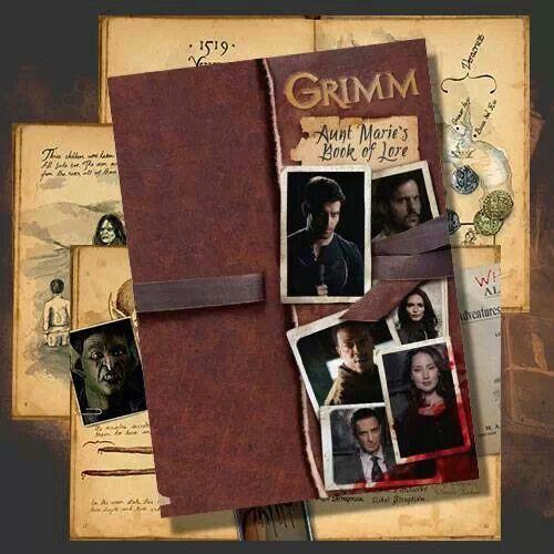 Grimm Aunt Maries Book Of Lore