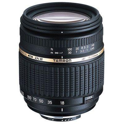 Tamron 18 250 Lens Pentax Digital Camera Tamron Zoom Lens