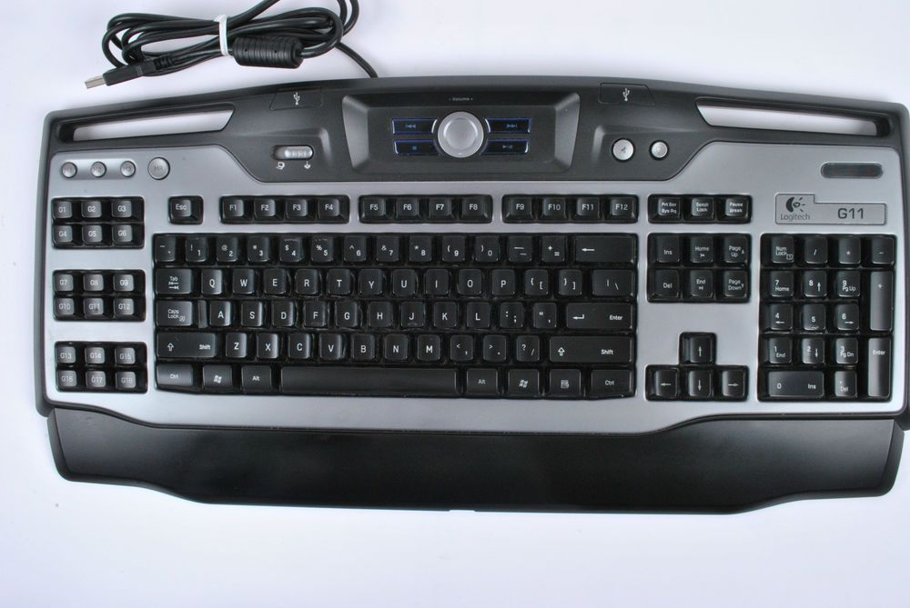 Logitech Y-UG75A Keyboard Gaming Treiber Windows 7