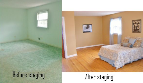 vacant staged home by tiffany sowards most homes cost around $450 for staging