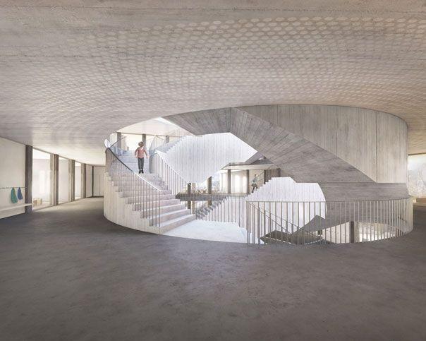 Primarschule Suhr   pool Architekten Zürich