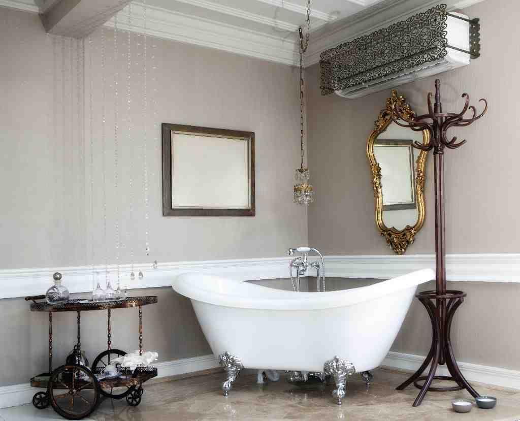 Victorian Bathroom Mirror   TV Bathroom Mirrors   Pinterest ...