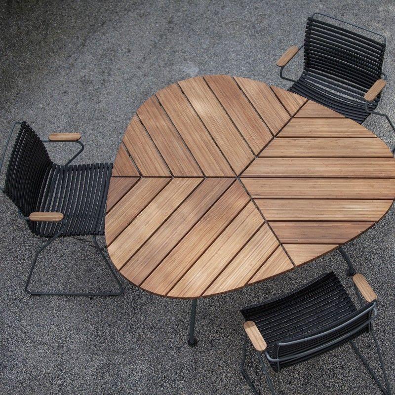 click armlehnstuhl von houe im ikarus design shop gartenm bel pinterest gartensessel. Black Bedroom Furniture Sets. Home Design Ideas