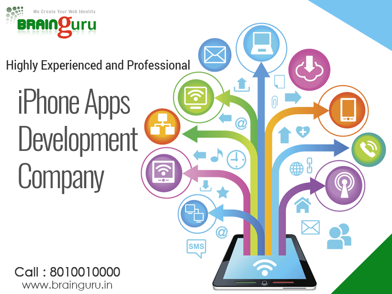 #Brainguru Technologies is a highly experienced and #professional #iPhone Apps #Development company, who builds innovative and user-friendly #apps with great aesthetics and functionalities in it that will serve all your #business needs with enhanced #customer  experience.  Know More @ http://brainguru.in/  #iPhoneAppsDevelopment #iPhoneApps