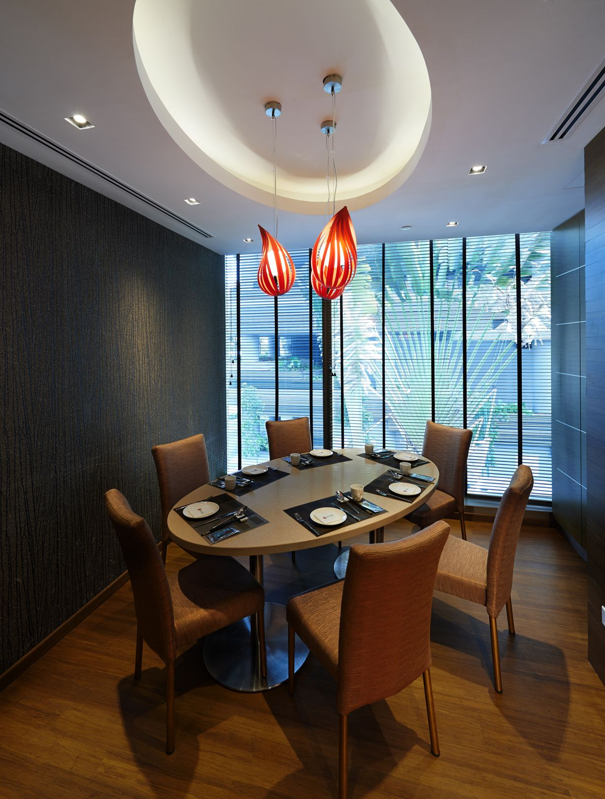 Peach Garden Chinese Dining At Chinatown Point Private Dining Room Amusing Chinese Dining Room Table Design Inspiration