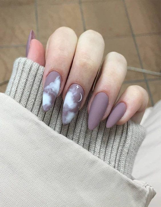Simple & New Different Nail Shapes for 2020