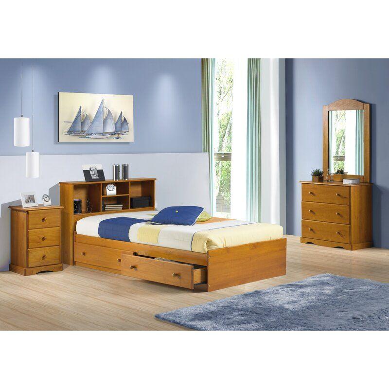 Wales Platform Configurable Bedroom Set Bedroom Furniture Makeover Kids Bedroom Sets Furniture
