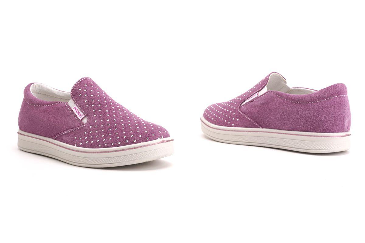 Mokasyny Dzieciece Primigi 3599000 Monny Gelso Vans Classic Slip On Sneaker Vans Classic Slip On Slip On Sneaker