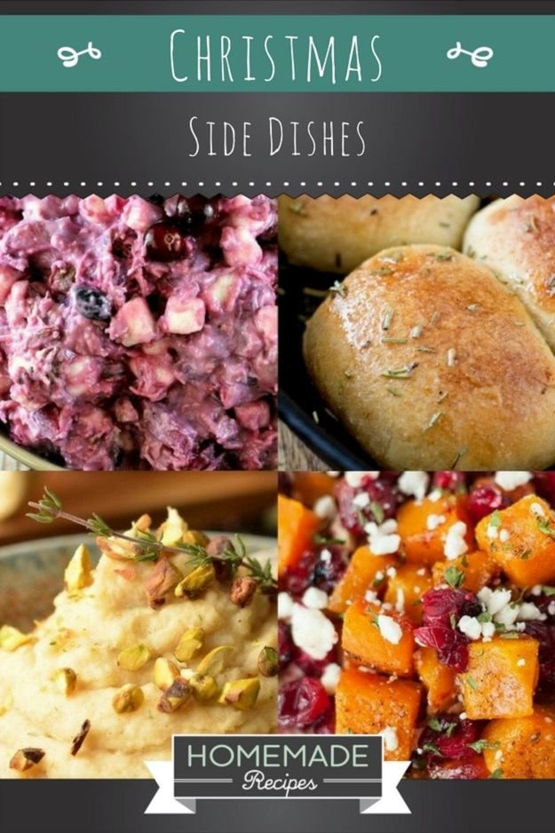 Christmas Side Dishes Pinterest.18 Christmas Side Dishes Every Christmas Table Needs