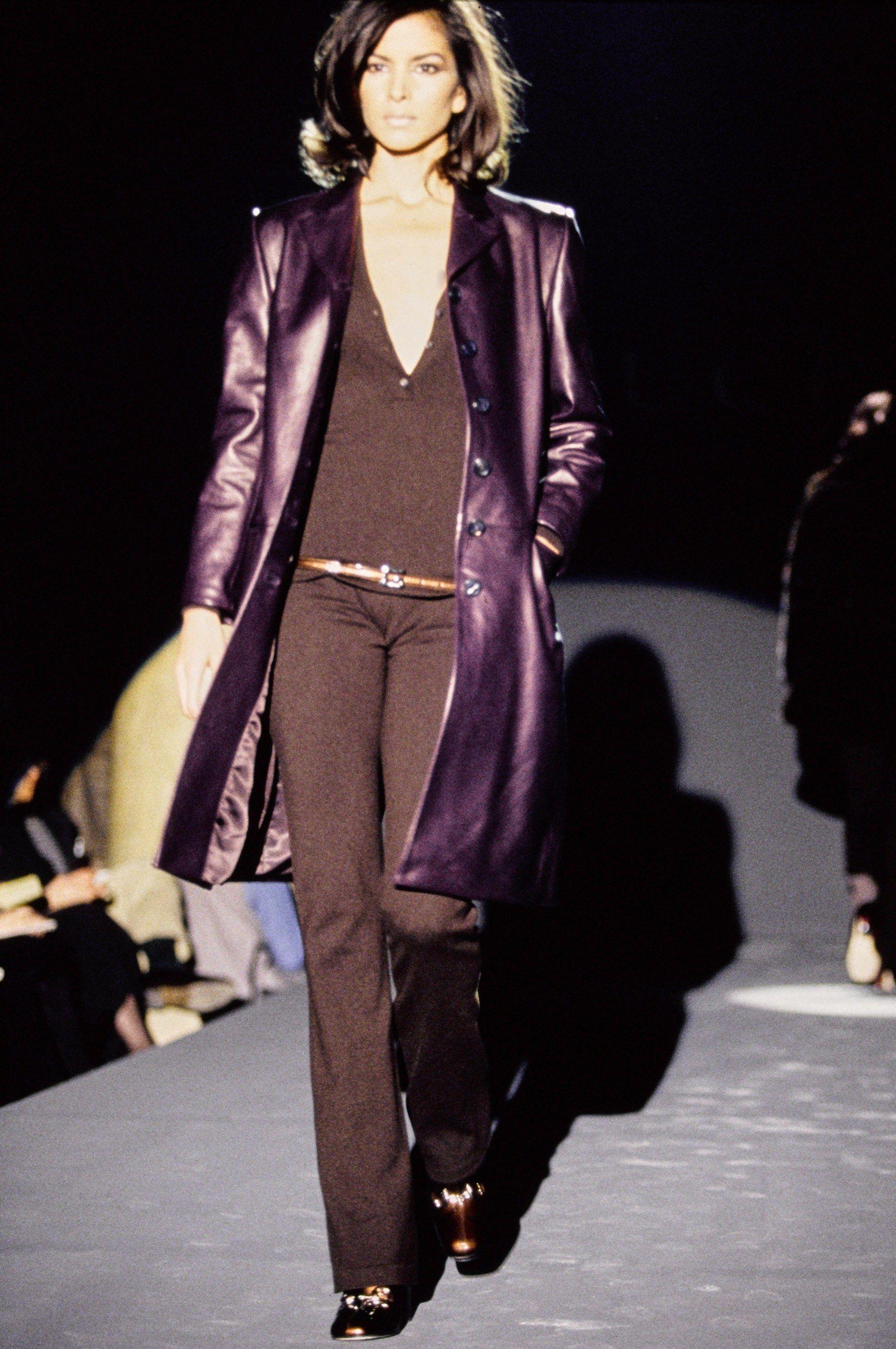 Gucci Fall 1995 Ready-to-Wear Fashion Show