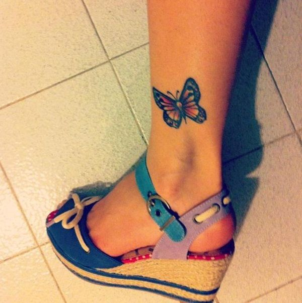 101 Cute Butterfly Tattoo Designs to