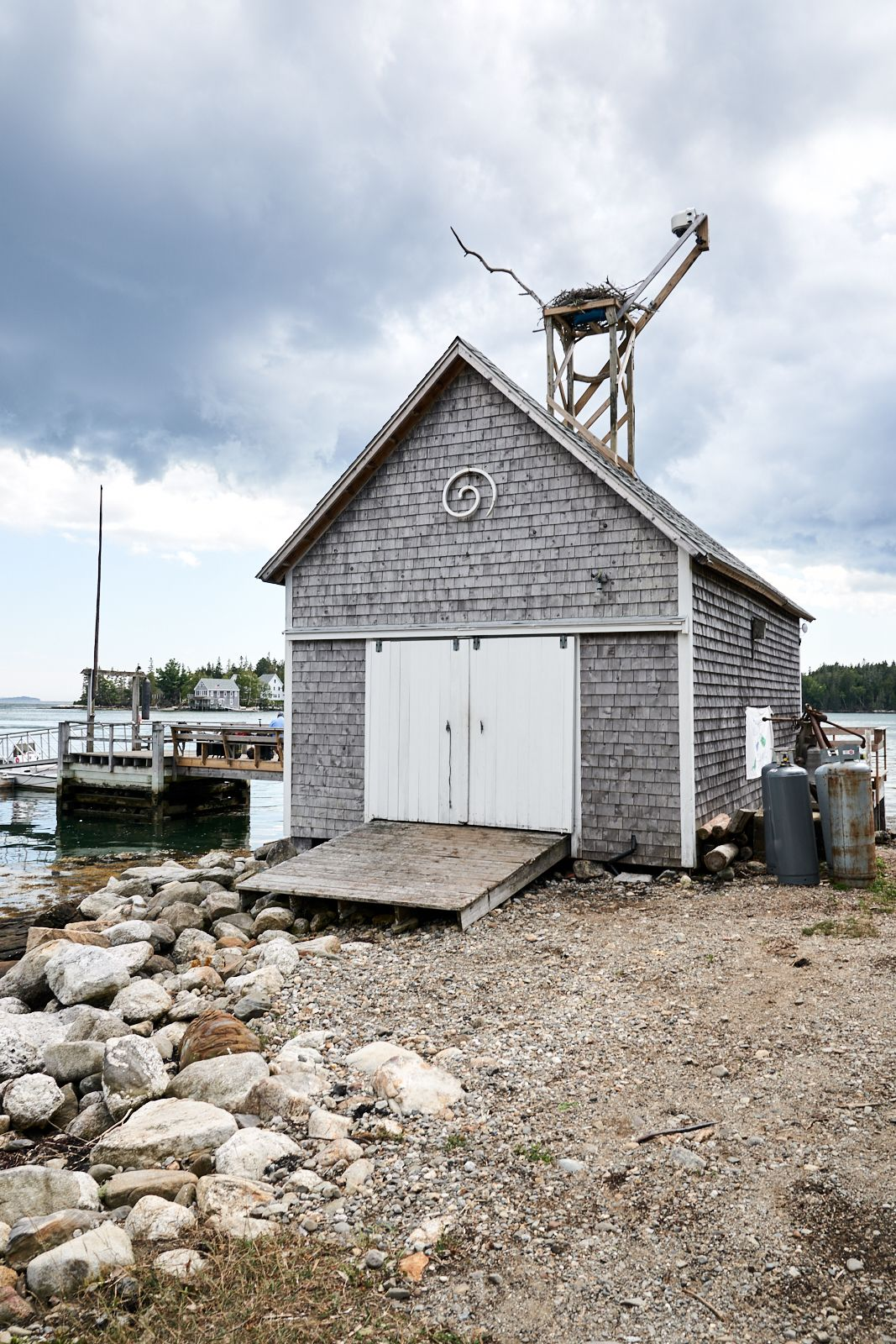 Summer Camp on Hog Island | Scenes from Maine | Acadia ...