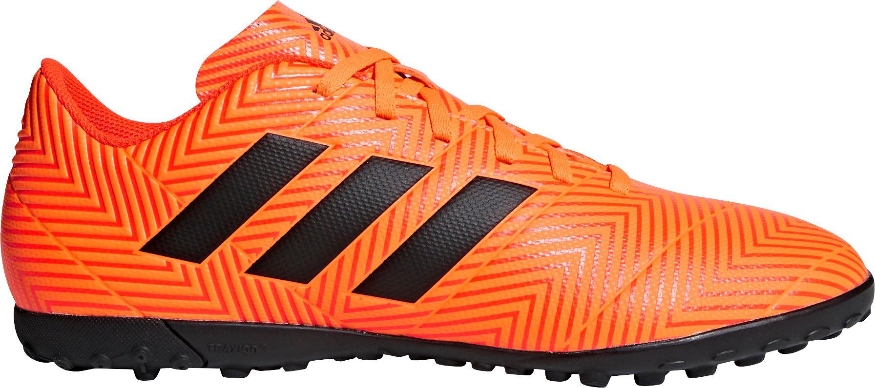 55ade2d458a5 adidas Men s Nemeziz Tango 18.4 TF Soccer Cleats