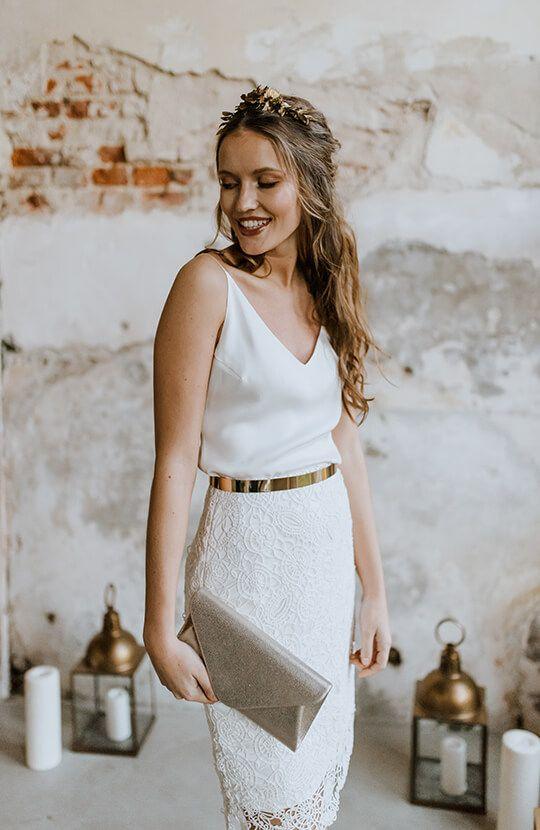 Vestidos de novia cortos – Labude Brautmode Köln