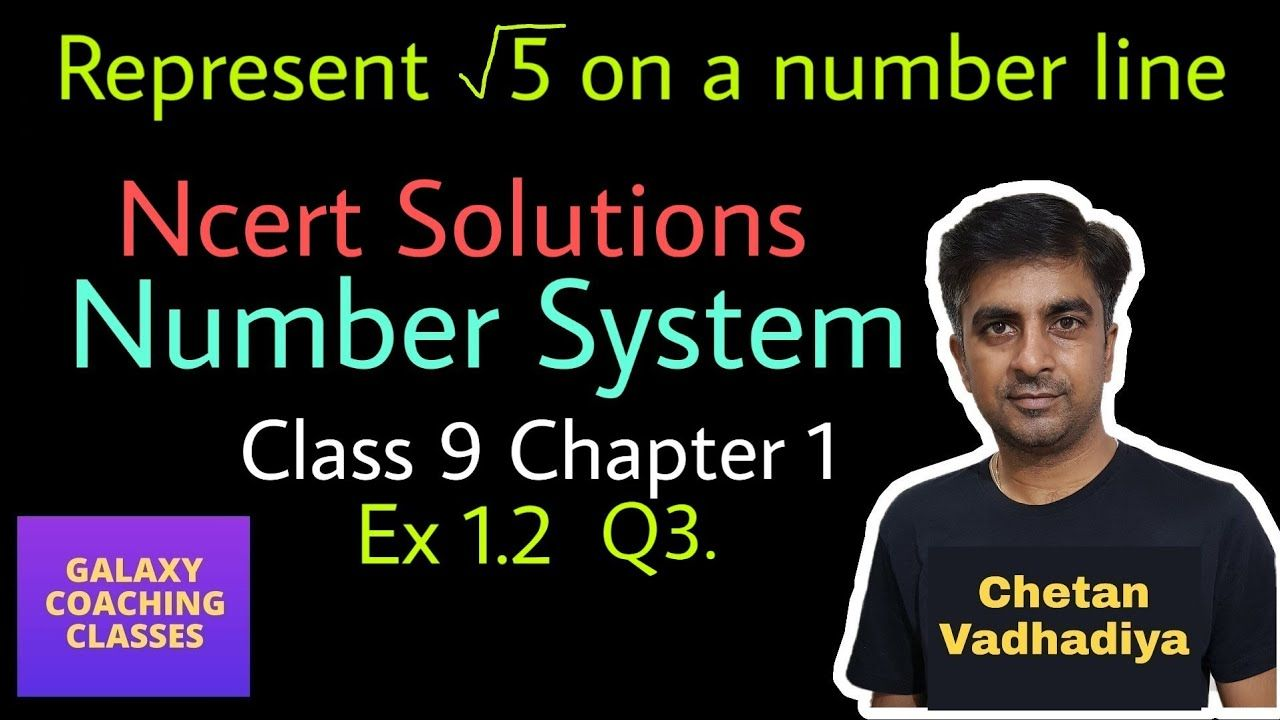 Ex 1 2 Q3 Class 9 Maths L Ncert Solution Chapter 1 Number System Real Numbers Math Polynomials [ 720 x 1280 Pixel ]