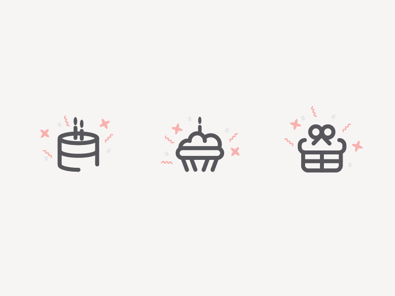 Birthday Icons Cake Icon Birthday Icon Cake Logo Design
