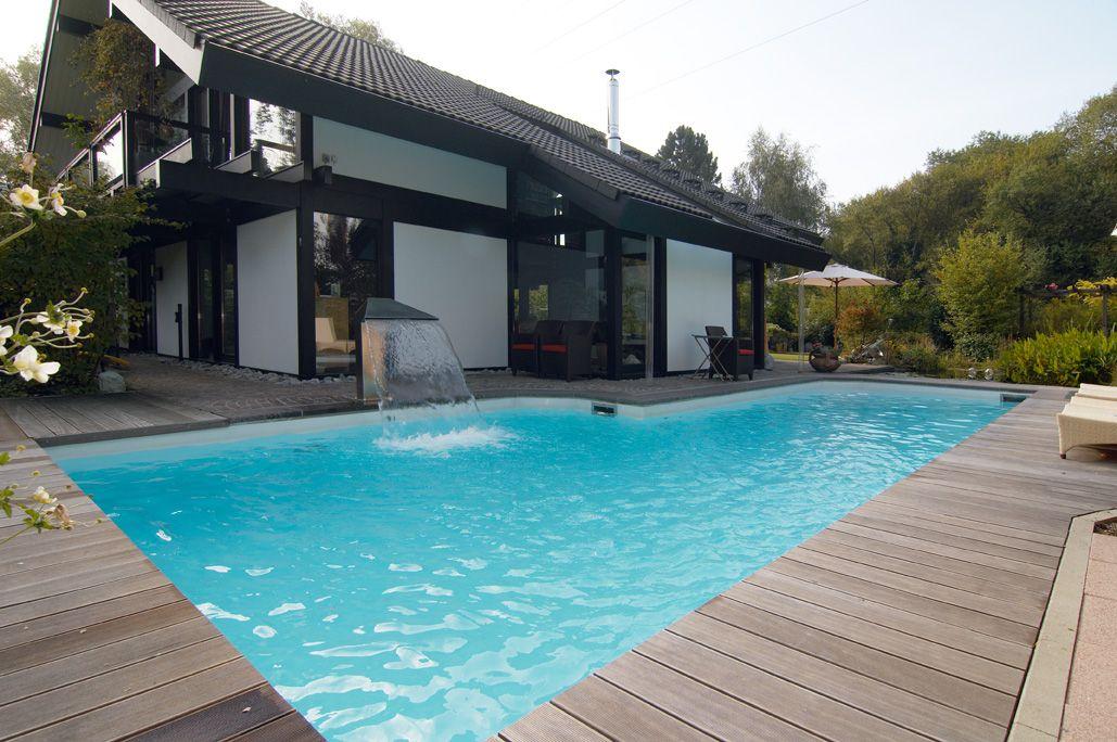pool schwimmbecken in Moers