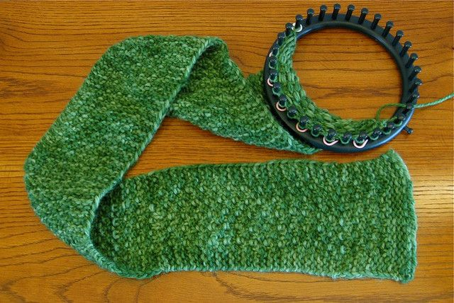 Free Mossy Scarf Pattern By Telaine In Chunky Alpaca With