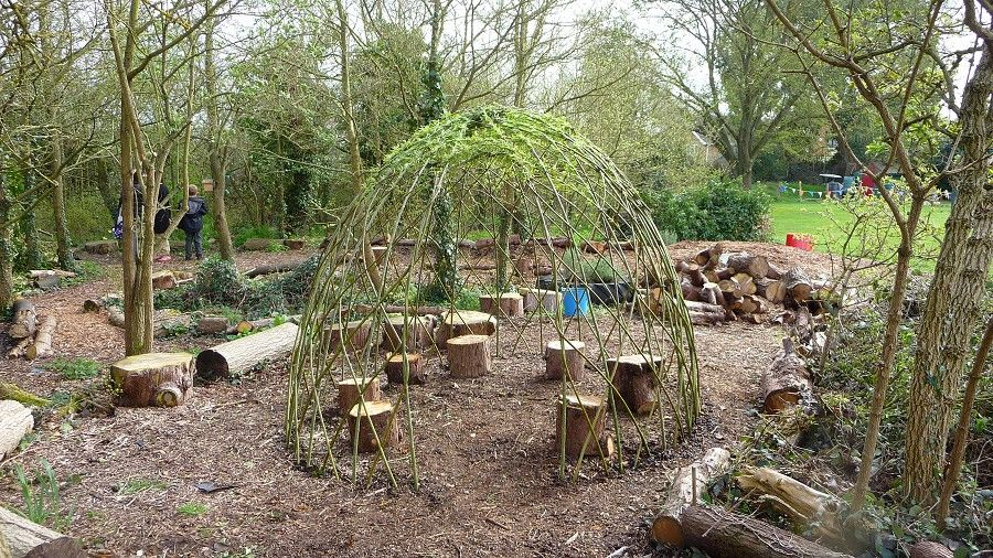 Wonderful Welcome To Hedge And Hazel /obelisks,willow Work Rustic Plant Supports    Living Willow