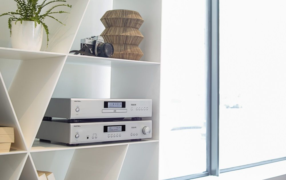 Rotel Launches A11 And Cd11 Tribute Editions Designed By Ken Ishiwata In 2020 Rotel Design Integrated Amplifier