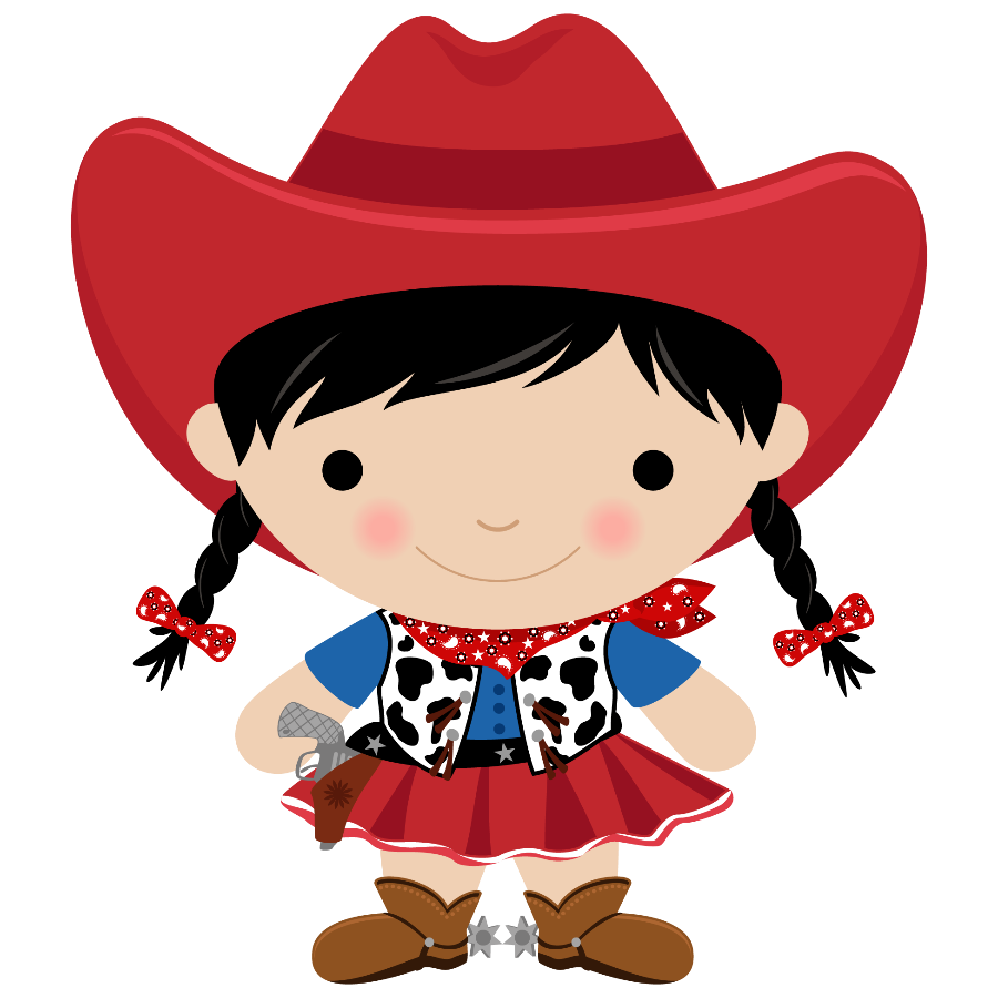 cowboy e cowgirl minus alreadyclipart western pinterest rh pinterest com cowgirl clipart black and white cowgirl clip art western