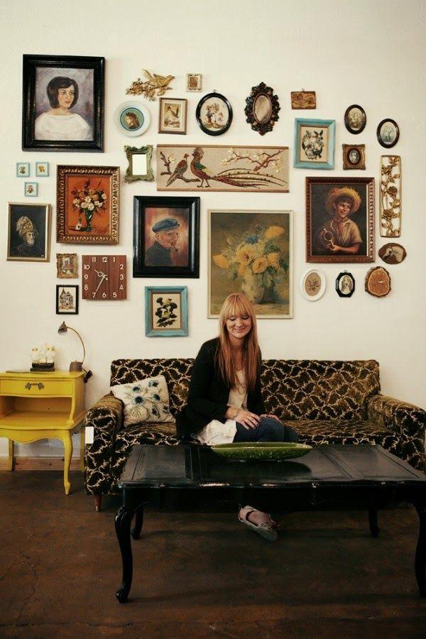 80 Idees Pour Une Jolie Decoration Murale Avec Images Deco Maison Decoration Murale Salon Decoration