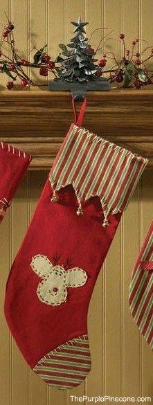 Stocking holder to order