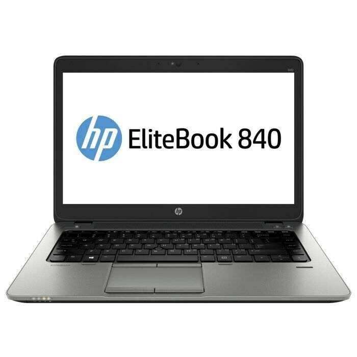 Hp Elitebook 840 G2 Core I5 5300u 2 3ghz 8gb 120gb Ssd 14 Laptop