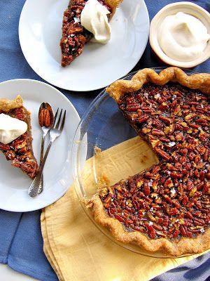 Maple Bourbon Pecan Pie Recipe Bourbon Pecan Pie Bojon Gourmet Food
