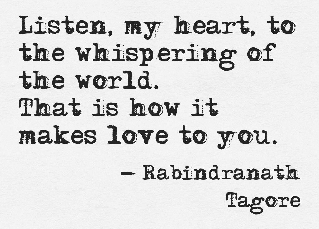 Rabindranath Tagore Poetry Prose Love Pinterest Rabindranath