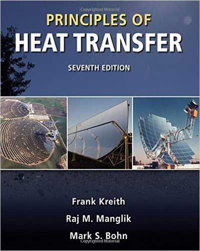 Solution Manual Principles Of Heat Transfer 7th Edition