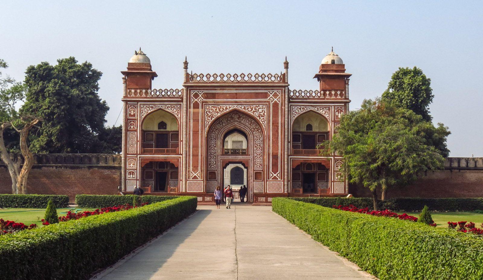 Rajasthan Car and Driver Agra Flashpacking Travel Blog