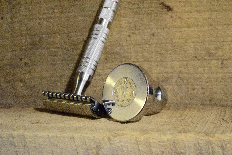 The gentleman's razor. Safety razor