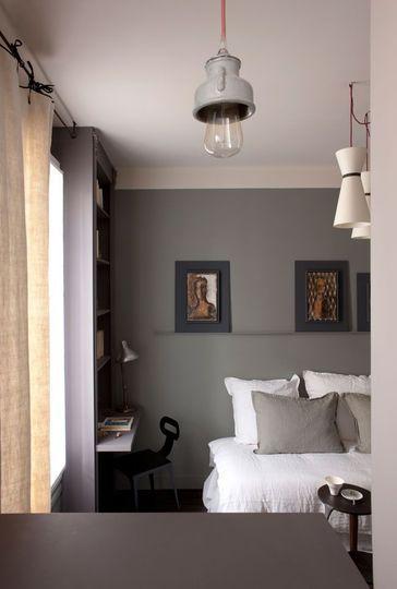 Un studio de 18 m2 qui fait le plein de charme - Côté Maison
