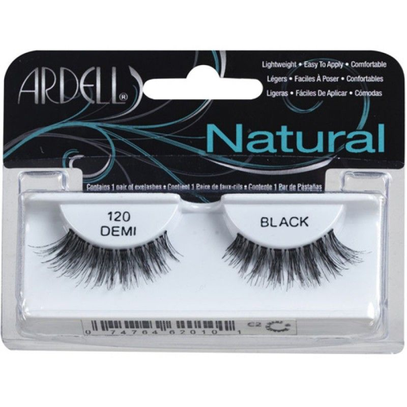 8290975ab3d Ardell Natural Black Demi Lashes #120 | #ArdellSaysIDo | Look