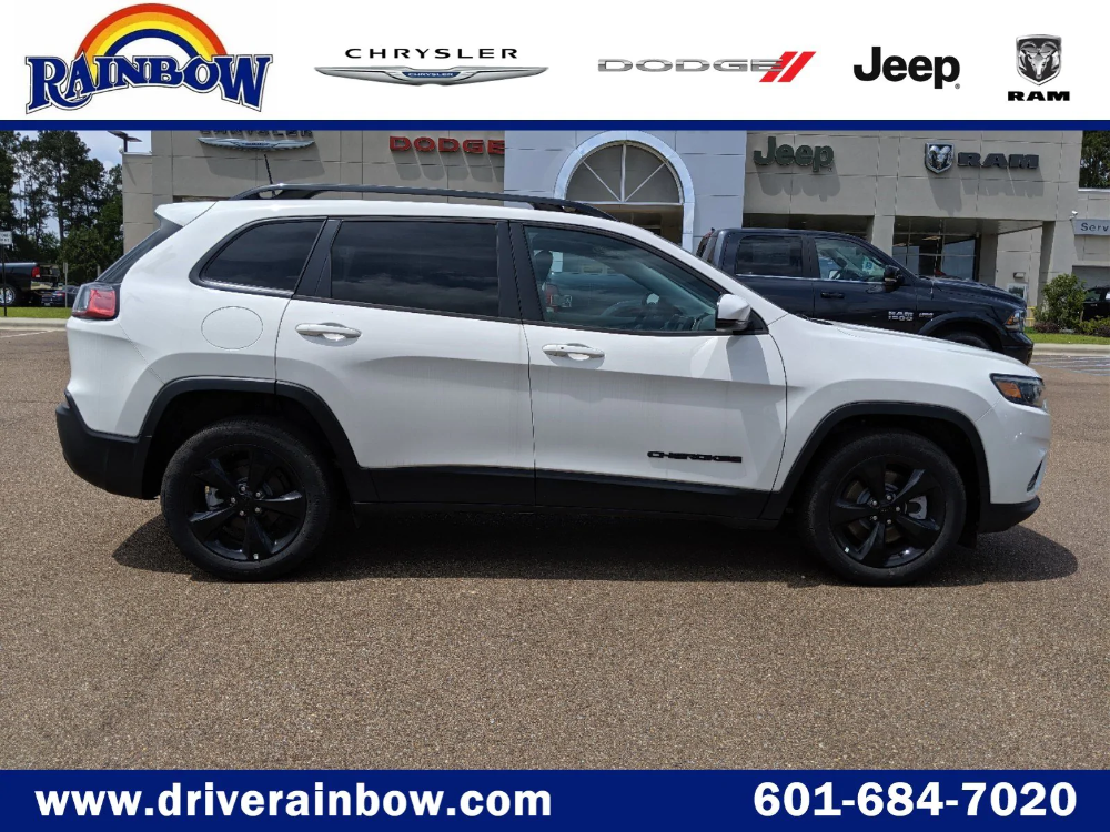 New 2019 Jeep Cherokee From Rainbow Chrysler Dodge Jeep Of Mccomb