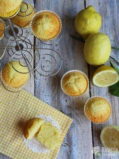 Come fare i muffin al limone sofficissimi