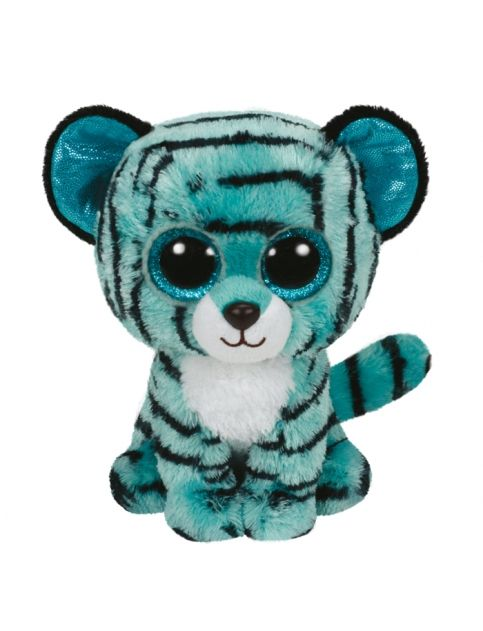 89f9df489f9 Turquoise Tiger 6 Inch Beanie Boo
