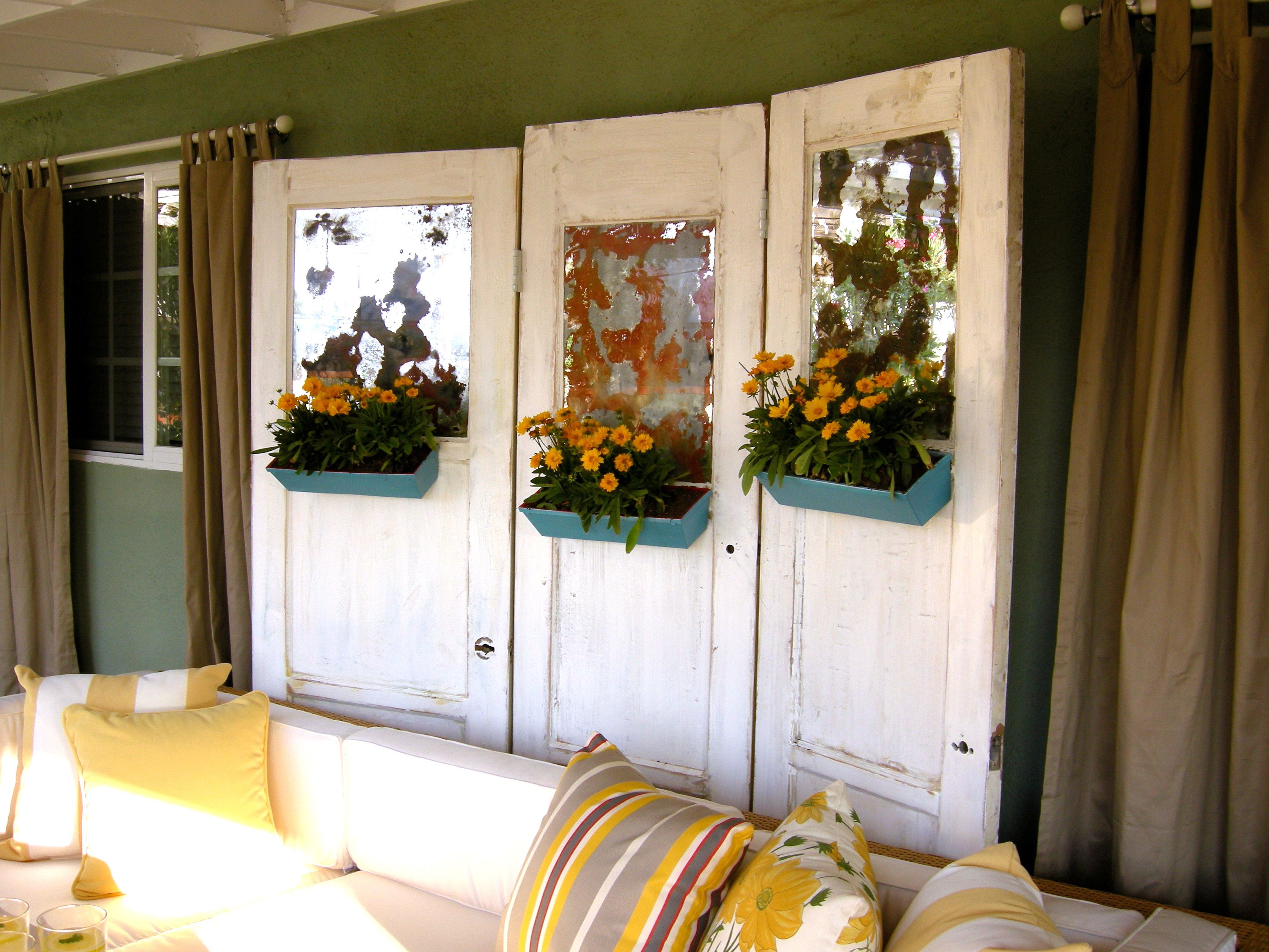 Pin By Helen Patrick On Out Of Doors Room Divider Doors