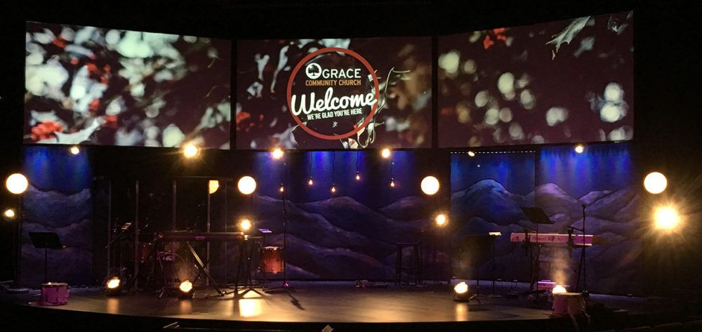 Tell it On the Mountain | Church Stage Design Ideas | CPYC 2016 ...
