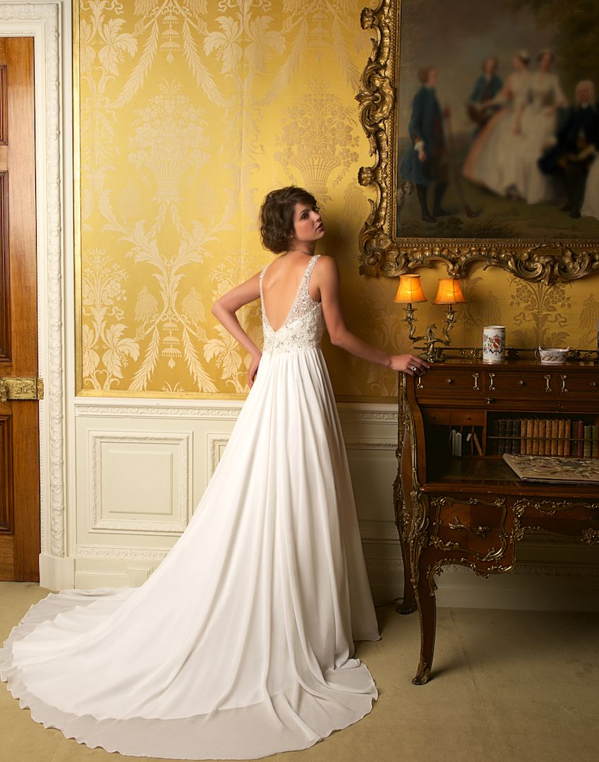 Bridal Gown W379 by Alexia Designs. Available @ AlisonJaneBridal ...