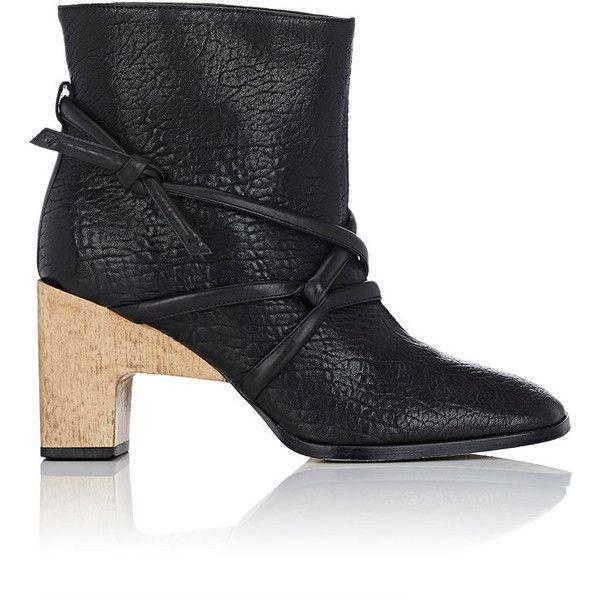 c5c648fe1de6 Zero + Maria Cornejo Dea Ankle Boots (1
