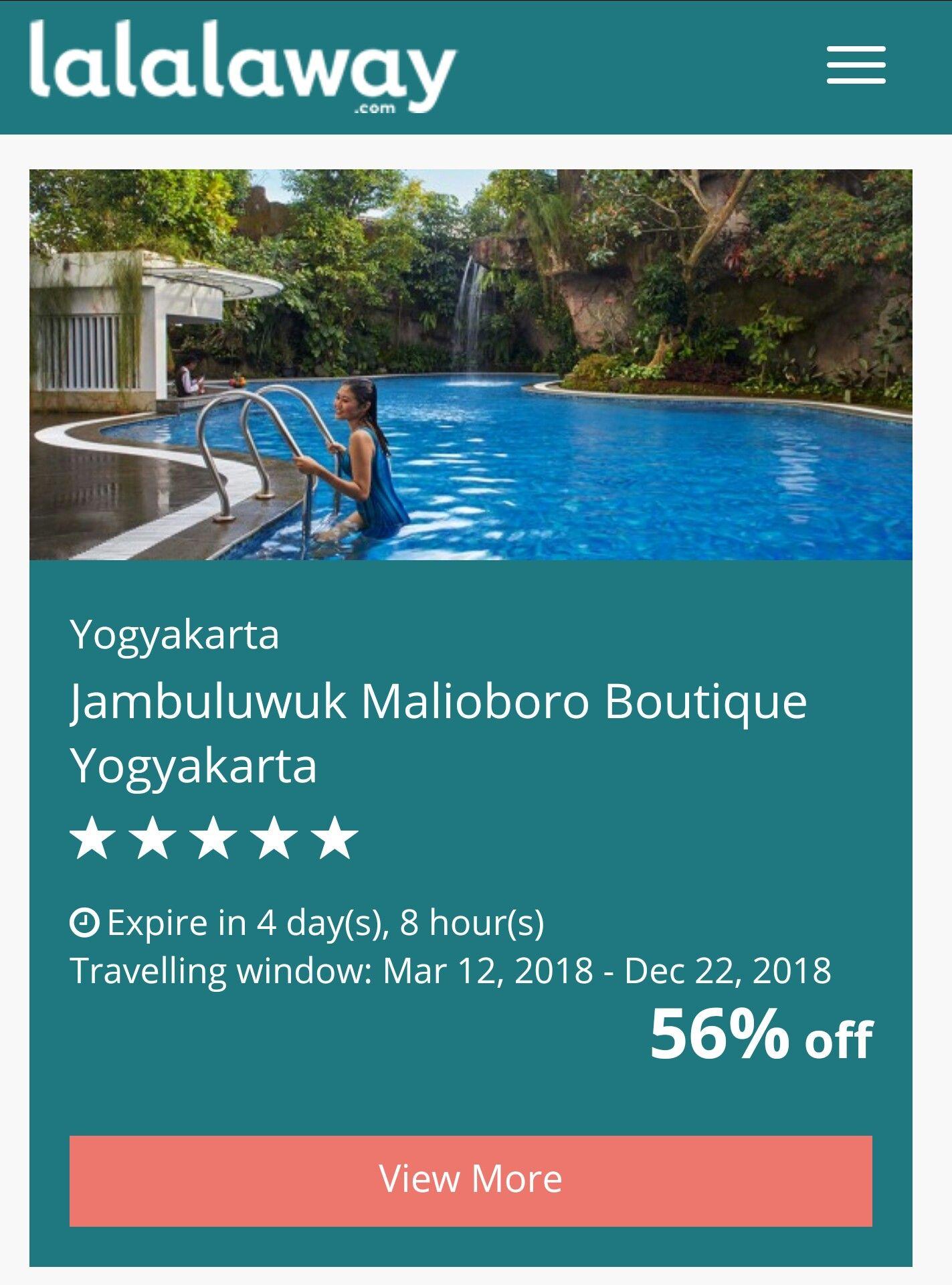 situs booking hotel lalalaway memberi diskon besar